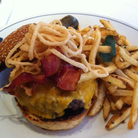 Burger @ Diner