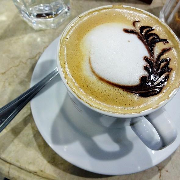 Cappuccino @ Figaro SM City Iloilo