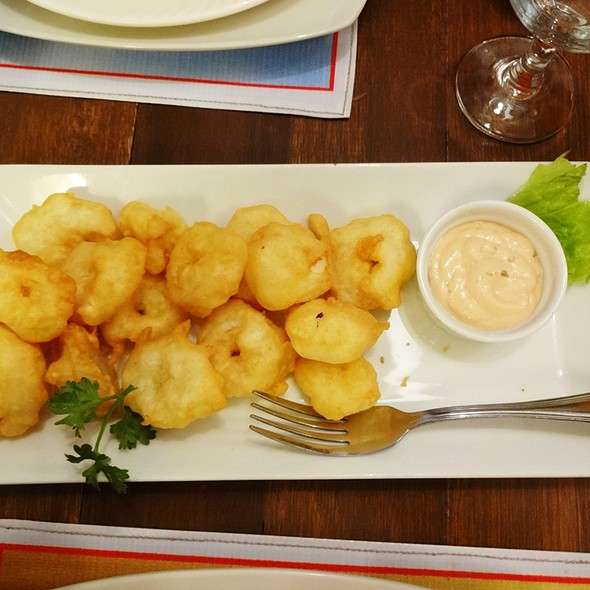 Calamares @ Lighthouse Restaurant & Bar