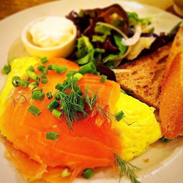 le pain quotidien 2nd ave. Menu - New York, New York ...