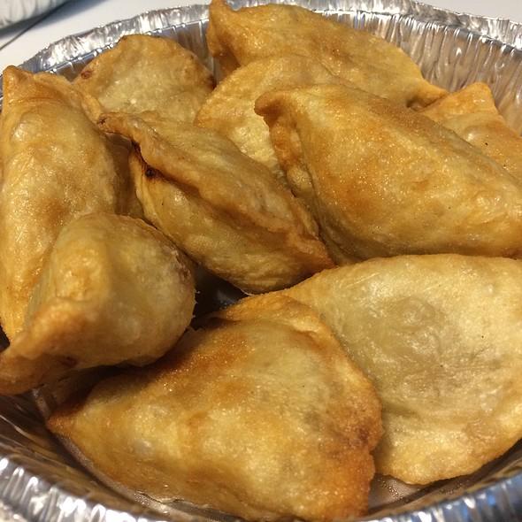 Deep Fried Pork Dumplings @ Tropical Delight Noodle House