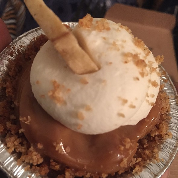 Banaoffee Pie