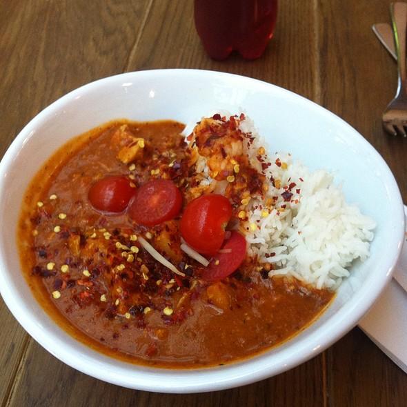 Chicken Curry @ my indigo Europark