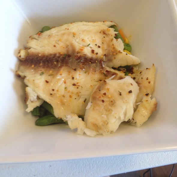 Grilled Tilapia @ Kennedy's Kitchen