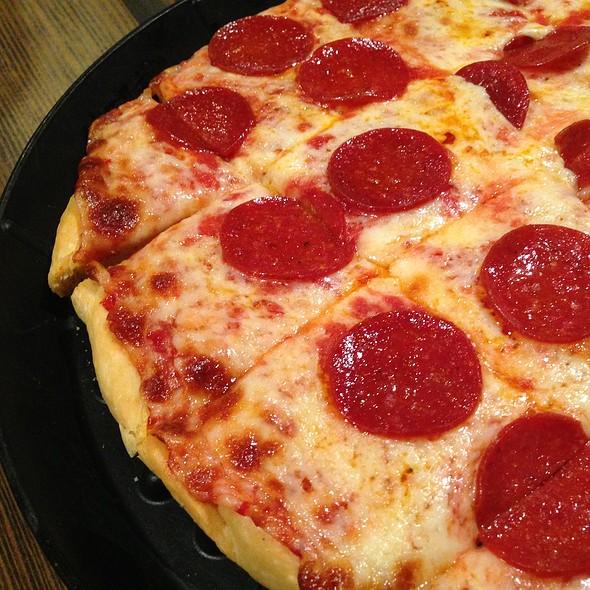 Pepperoni Pizza - Home Run Inn Pizza - Bolingbrook, Bolingbrook, IL