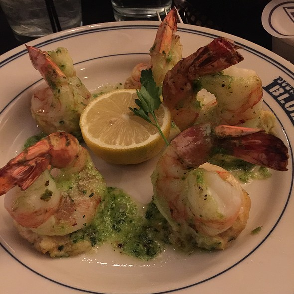 Crab Stuffed Shrimp - Pittsburgh Blue - Edina, Edina, MN
