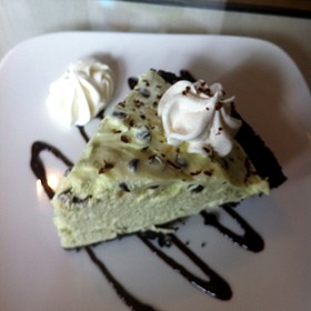 Grasshopper Pie - Almost Home Restaurant