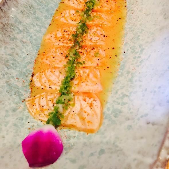 Salmon Sashimi - Oishi Thai, North Miami, FL
