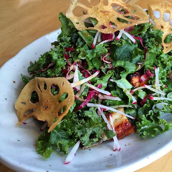 Grilled Unagi Salad - Neta, New York, NY