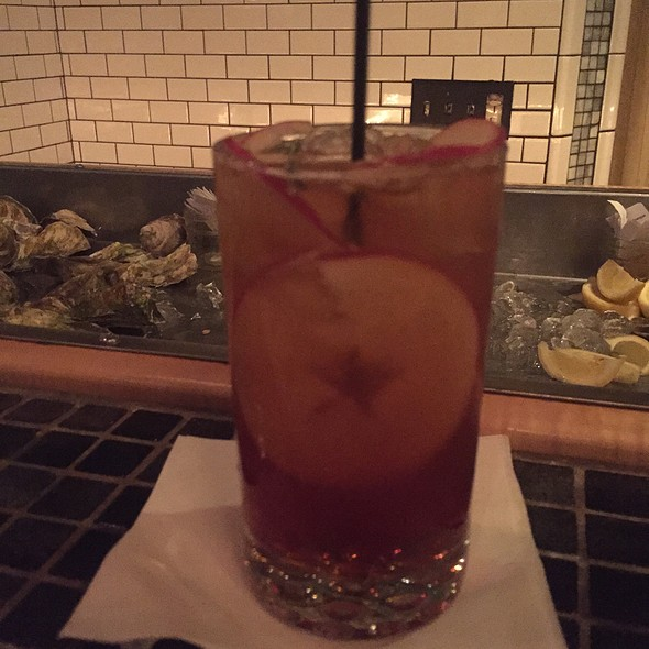 Pimm's Cup - Lento, Rochester, NY