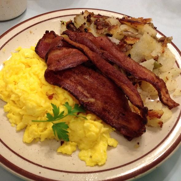 Eggs, Bacon, and Potatoes