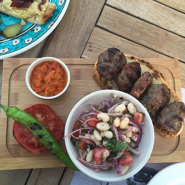 Meatballs @ Sahi Istanbul