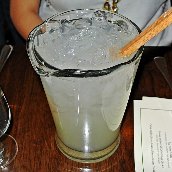Margarita On The Rocks - Agave, New York, NY