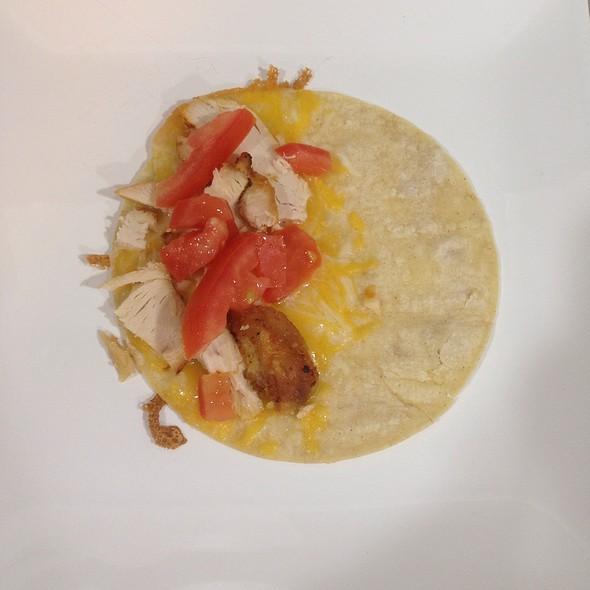 Grilled Chicken Taco @ Kennedy's Kitchen
