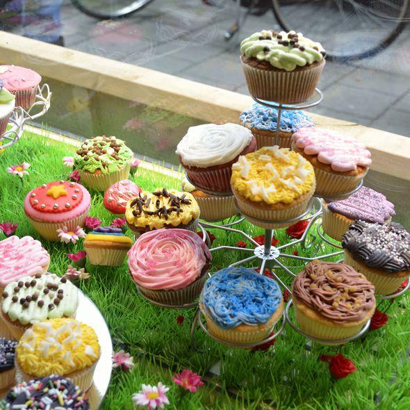 Cupcakes @ Cup A la Cake