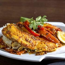 Marsala Cod Fish