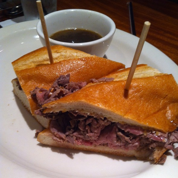 French Dip Sandwich - Charleston's Restaurant - Castleton, Indianapolis, IN