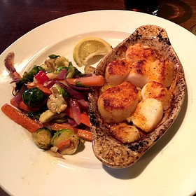 Scallops - Real Seafood Company - Toledo