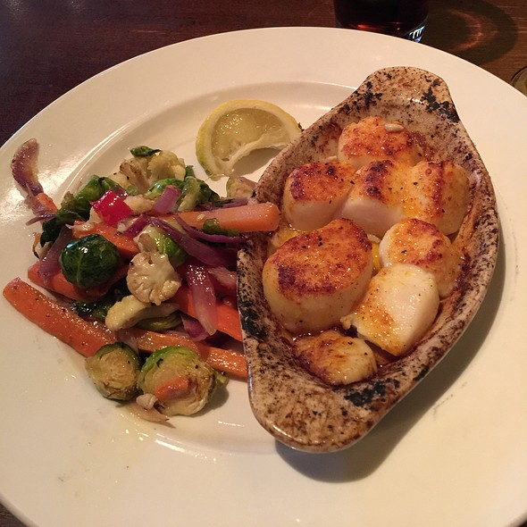 Scallops - Real Seafood Company - Toledo, Toledo, OH