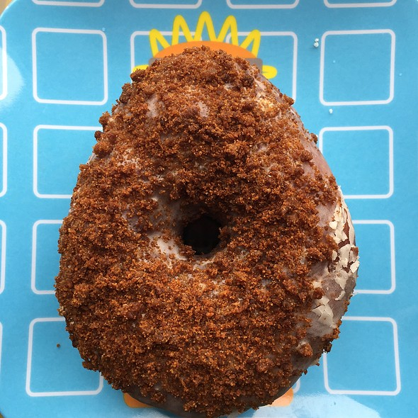 Gingersnap Donut