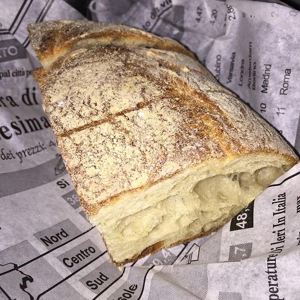 Bread - Cafe Martorano, Fort Lauderdale, FL