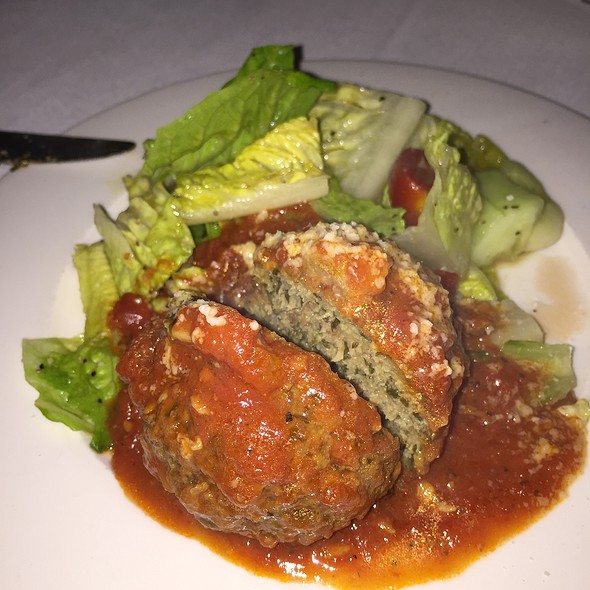 Meatball - Cafe Martorano, Fort Lauderdale, FL