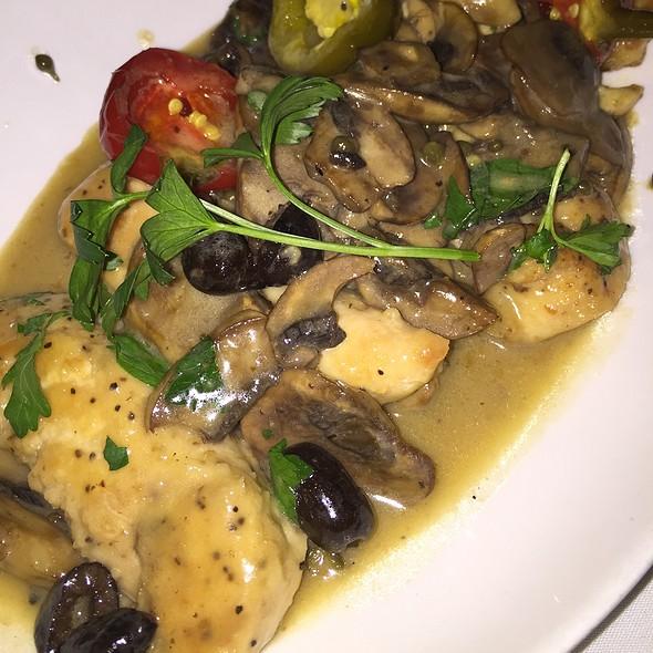 Chicken Sicilian  - Cafe Martorano, Fort Lauderdale, FL