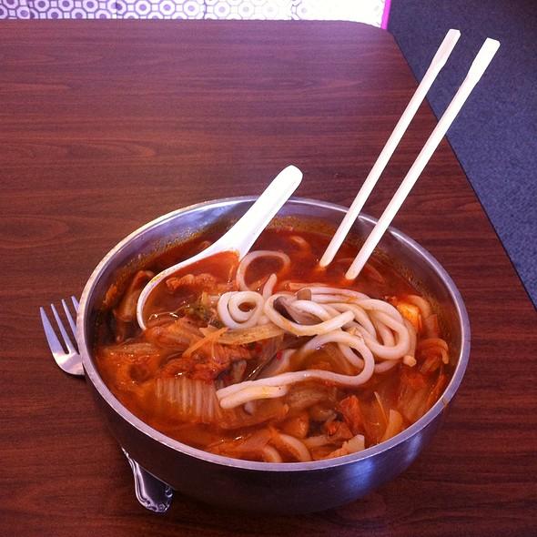 Kimchi Udon @ Dosirak Korean Lunch Box
