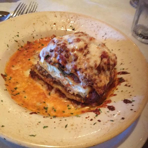 lasagna - DiFabio's Casapela, Louisville, KY