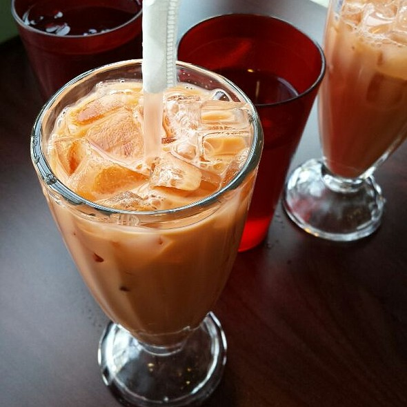 Thai Iced Tea ♡