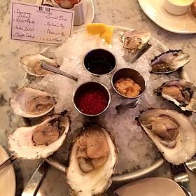 Oysters Du Jour