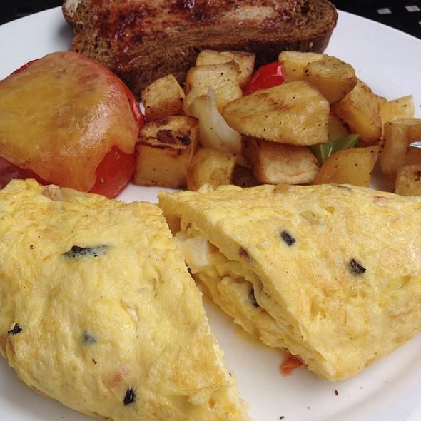 Greek Omelette @ Element Fresh