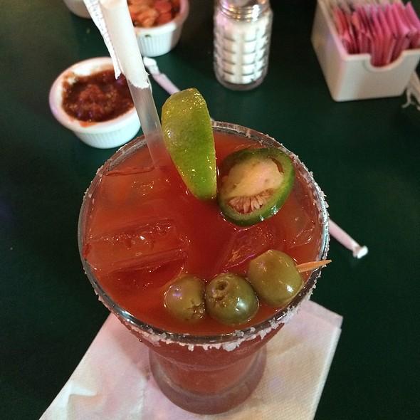 Texas Bloody Mary @ Guero's Taco Bar