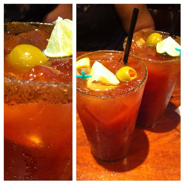 Bloody Mary - Charleston's Restaurant - Castleton, Indianapolis, IN