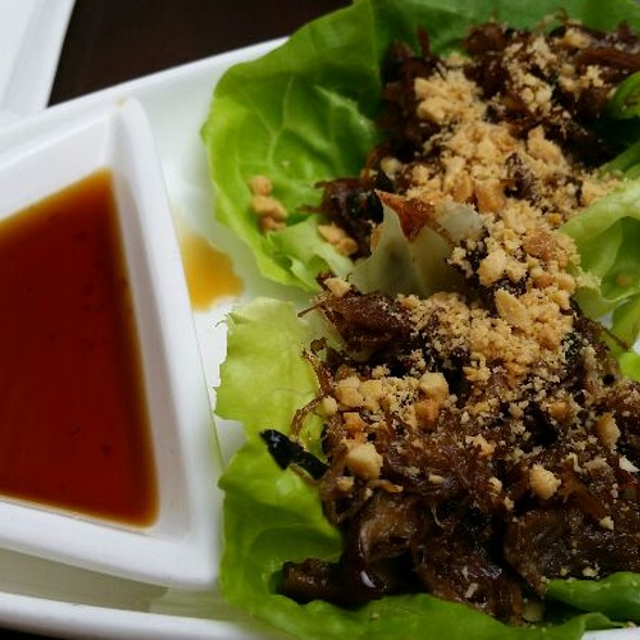 Thai Spiced Duck Confit  - Terrapin Restaurant, Rhinebeck, NY