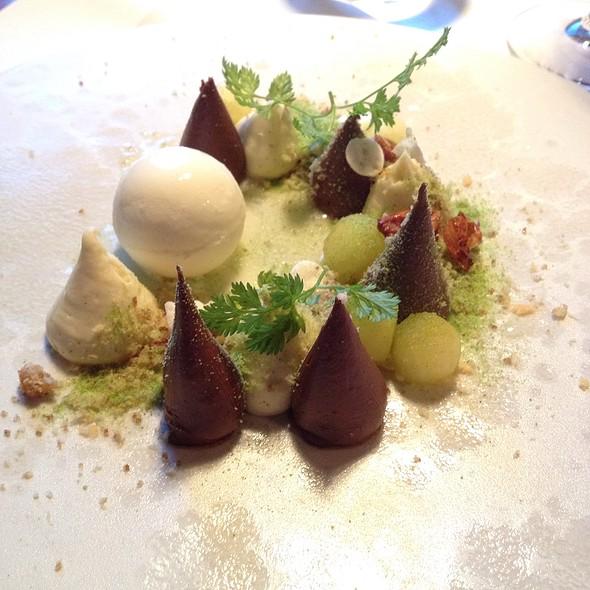 Dessert @ Fru Larsen