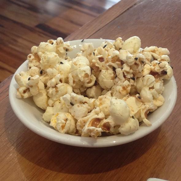 Porch Seasoned Popcorn - The Porch Restaurant & Bar - Sacramento, Sacramento, CA