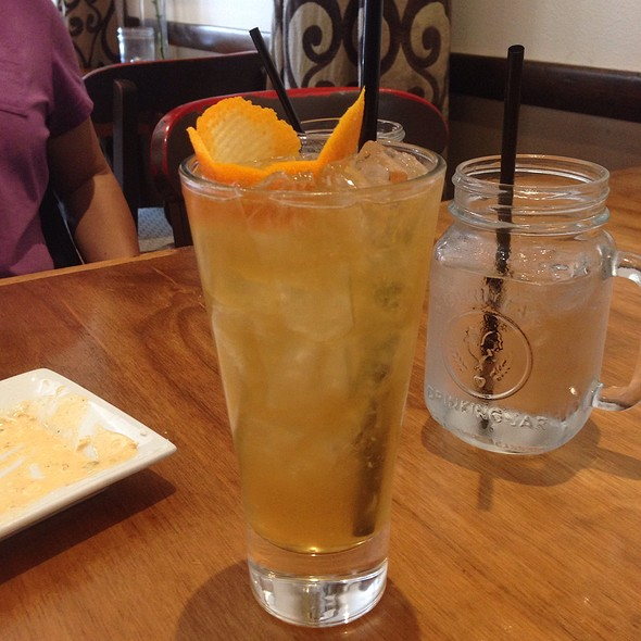 Fab Five Cocktail - The Porch Restaurant & Bar - Sacramento, Sacramento, CA
