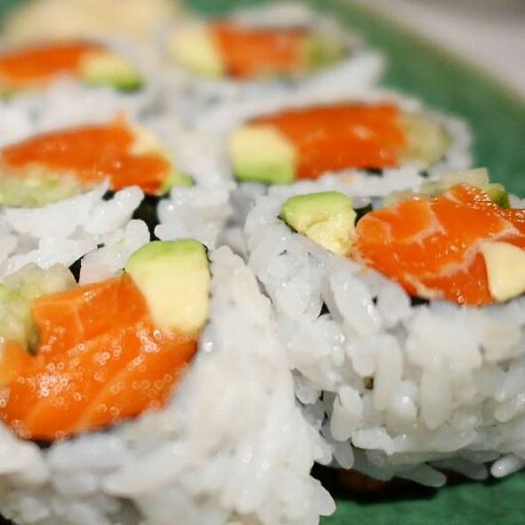 Sockeye Salmon Roll
