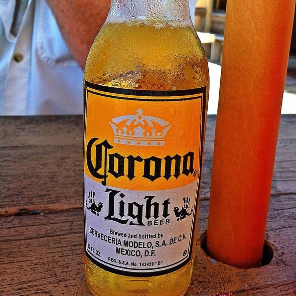 Corona Light On The Beach @ Beachcomber