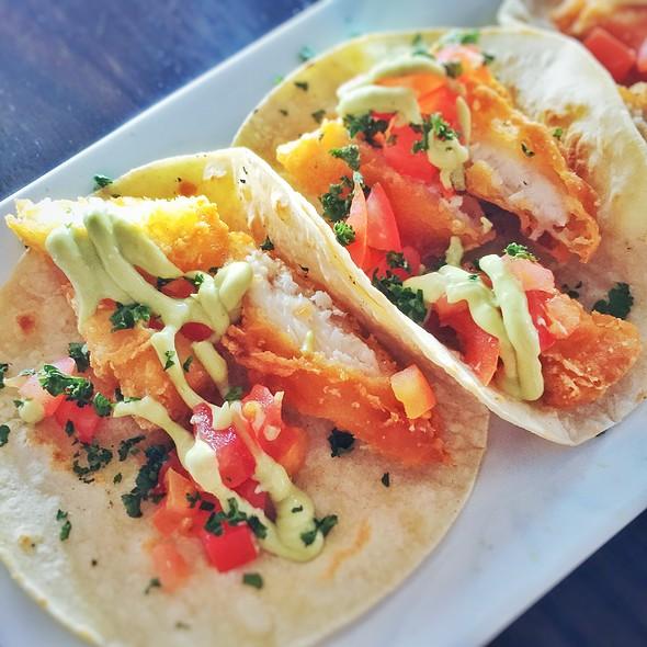fish tacos - Sarajevo Restaurant & Lounge, Seattle, WA
