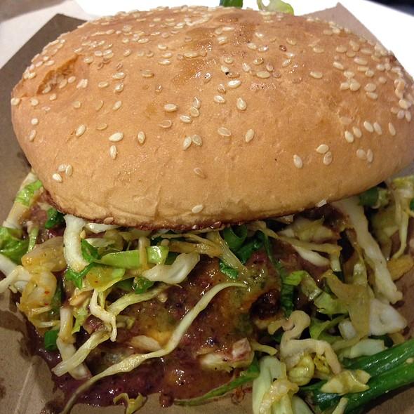 Pacman Burger