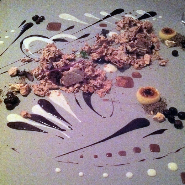 Chocolate @ Alinea Restaurant