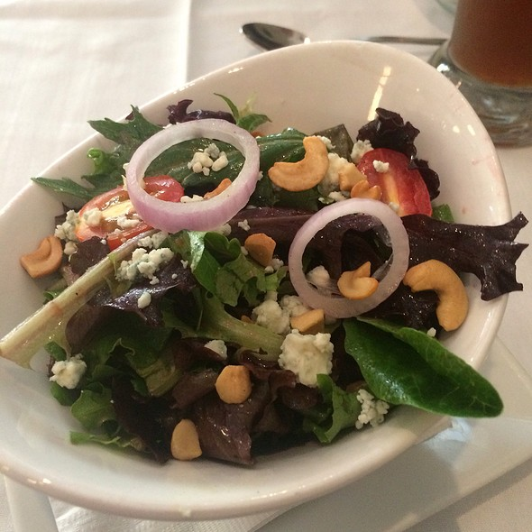 Signature Salad - Duval's Fresh. Local. Seafood., Sarasota, FL