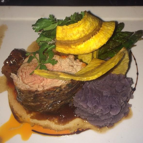 Roasted Pork Loin - Selva Grill, Sarasota, FL