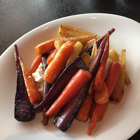 Heirloom Carrots - Lincoln Ristorante, New York, NY
