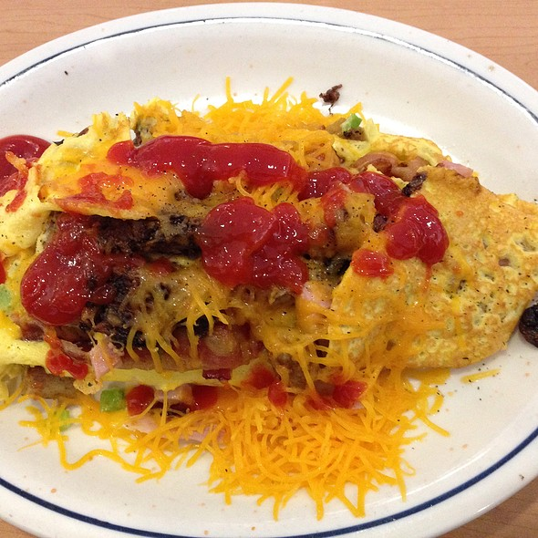 Canada Food Guide Omelette
