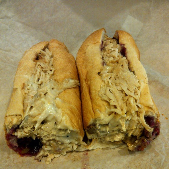 The Turk Sandwich @ Gaglione Brothers Famous Steaks & Subs