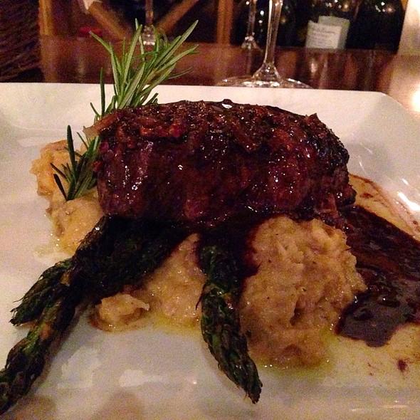 Grilled Masami Kobe Wagyu Coulotte Steak - Olive and Vine - Glen Ellen, Glen Ellen, CA