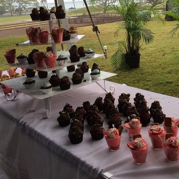 Dessert Station 2 @ Kualoa Ranch